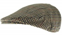 Hawkins Country Collection Wool Flat Cap