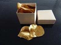 Boxed confetti Gold