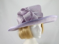 Country Casuals Lilac Formal Hat