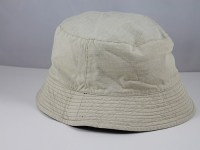 Cream Reversible Hat