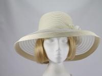 Dents Cream Formal Hat