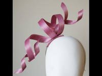 Esther Louise Millinery Pink Spirals Headband