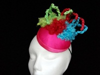 Fiona Mangan Millinery Acropora