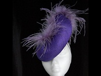 Fiona Mangan Millinery Ciara