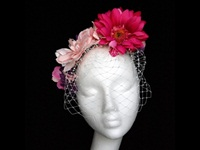 Fiona Mangan Millinery Megan