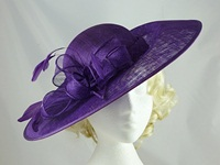 Failsworth Millinery Disc Events Hat