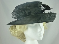 Failsworth Millinery Collapsible Wedding Hat
