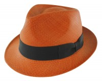 Failsworth Millinery Santiago Panama Hat