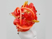 Fiona Mangan Millinery Tiger Lilly