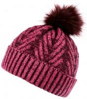 Boardman Jazz Chevron Rib Mix Knit Beanie Hat