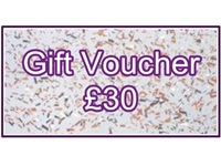Gift Voucher 30 Pounds