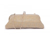 Papaya Fashion Diamate Wedding Bag