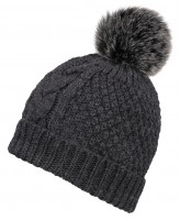 Boardman Cable Knit Bobble Hat