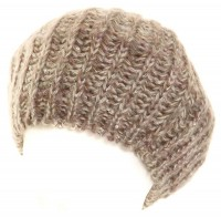Hawkins Knitted Sequin Beret