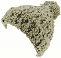 Hawkins Ladies Sequined Popcorn Yarn Bobble Hat