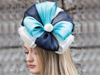 HATS by Emelle Chantelle Silk Abaca Headpiece