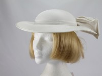 Headways (by Albert) Ivory Formal Hat