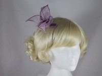 Elegance Collection Small Leaves Fascinator