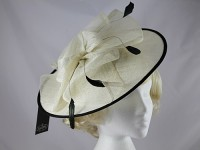 Failsworth Millinery Saucer Headpiece