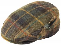 Failsworth Millinery Wool Flat Cap