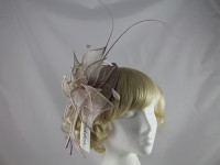 Maddox Headpiece in Viola