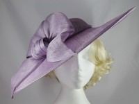 Maddox Lilac Events Disc Headpiece