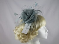 Maddox Mist Headpiece