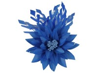 Failsworth Millinery Feather Flower Fascinator