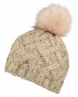 Boardman Sparkle Bobble Ski Hat
