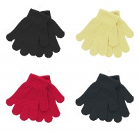 Magic Magic Knitted Toddler Gloves Set of Four