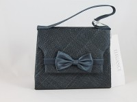 Elegance Collection Small Bag with Bow