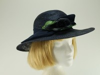 C&A Navy Occasion Hat