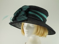 Navy and Green Events Hat