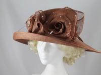 Nigel Rayment Chocolate Wedding Hat