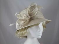 Failsworth Millinery Diamante Wedding Hat