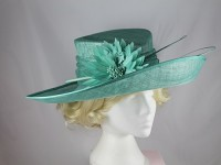 Hawkins Collection Upbrim Events / Wedding Hat