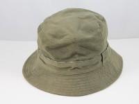 Olive Cotton Hat