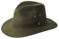 Failsworth Millinery Wax Drifter Fedora (Latest Version)