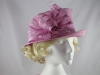 Maddox Bow Wedding Hat