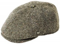 Failsworth Millinery Wexford Tweed Bakerboy Cap