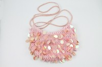 Peach Party Bag