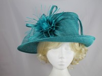 Failsworth Millinery Flower Events Hat