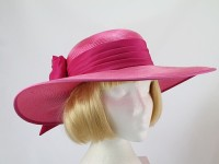 Peter Bettley Pink Events Hat