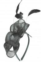 Elegance Collection Loops Fascinator