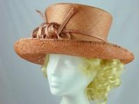Philip Treacy Coral Wedding / Events Hat