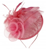 Aurora Collection Rose and Feather Disc
