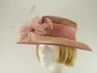 Pink Occasion Hat