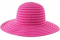 SSP Hats Striped Lightweight Sun Hat