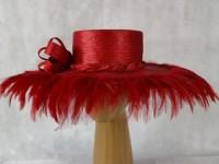 Matthew Eluwande Millinery Parasisal Hat