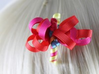 Ribbon Loops Hair Accessory